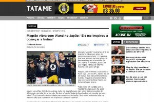 Magrao Tatame Jan 02