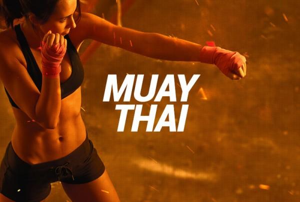 Muay Thai - Vitória Combat