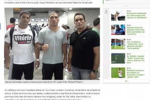 UFC Japao viagem