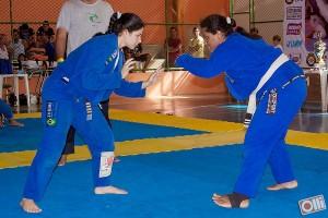Aula Jiu-jitsu Vitória Combat